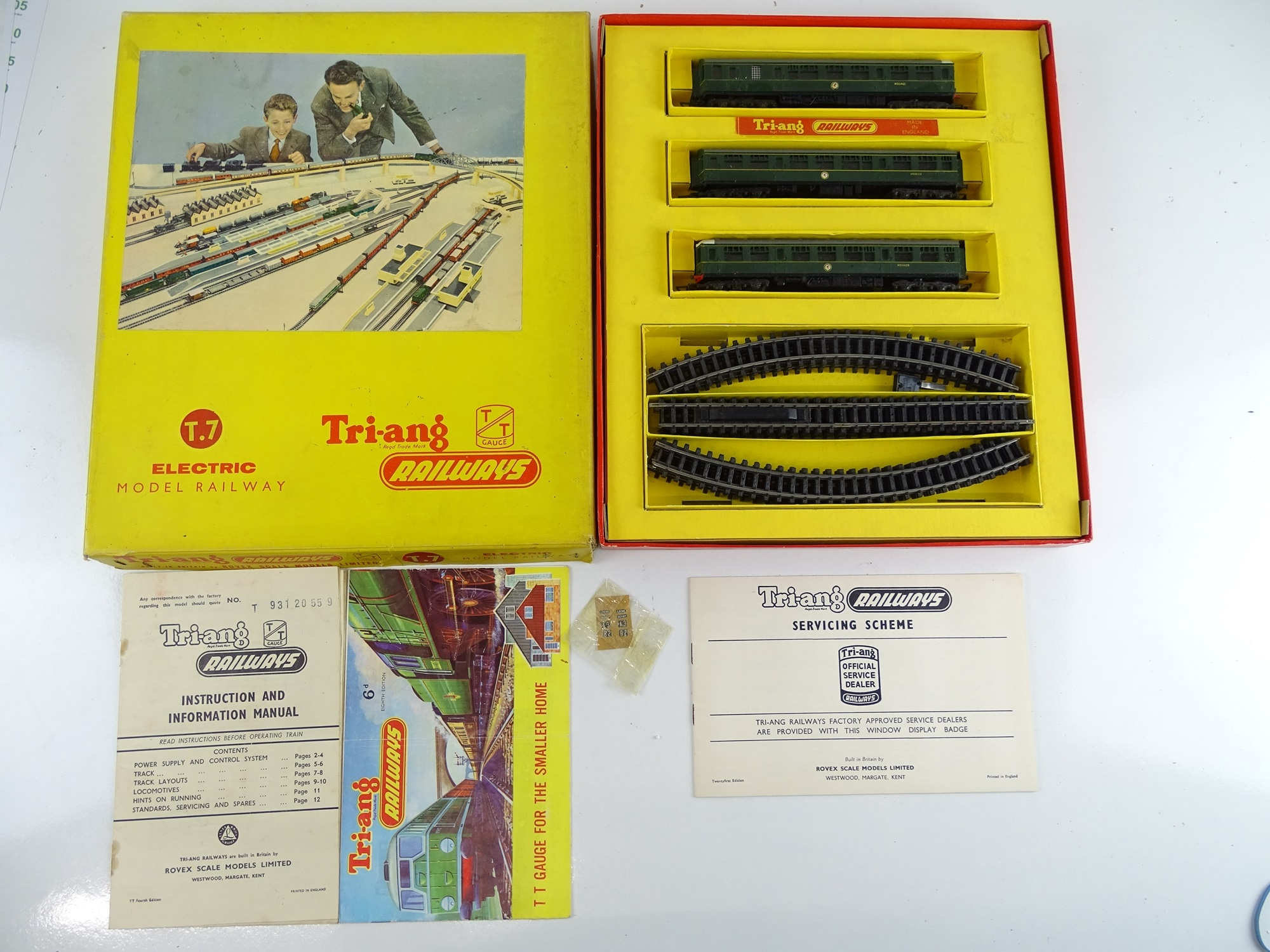 Model Railway and Vintage Toy Auction - 27/03/21