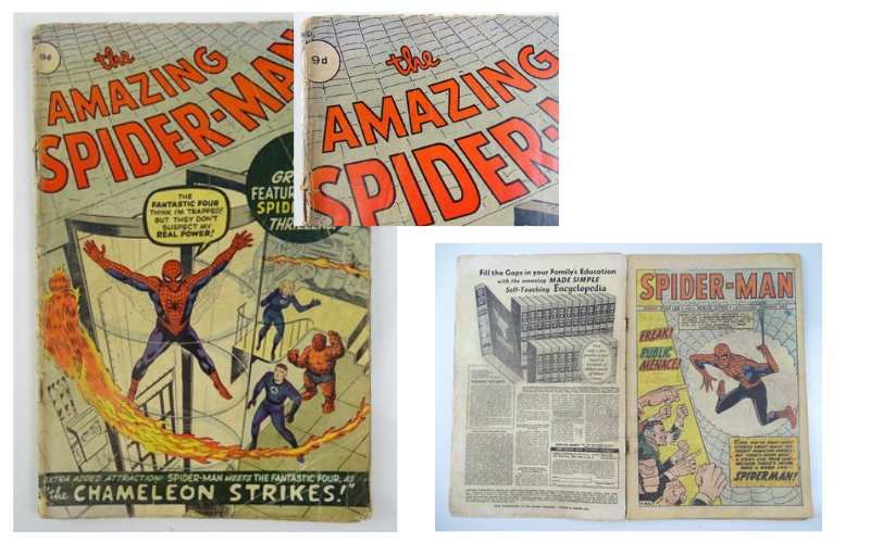 Comic and Comic Books Auction - 13/02/21