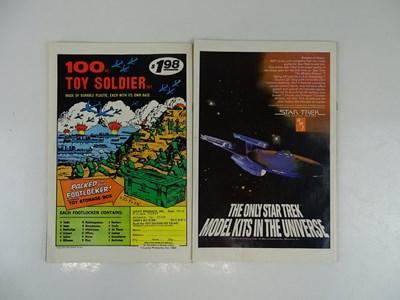 Lot 418 - AVENGERS #195 & 196 - (2 in Lot) - (1980 -...