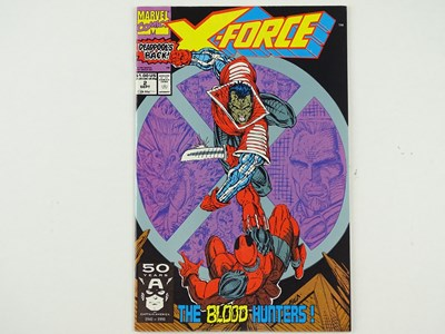 Lot 41 - X-FORCE #2 - (1991 - MARVEL) - Second...