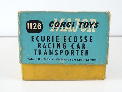 "Lot 14 - A CORGI 1126 ""Ecurie Ecosse"" Racing Car..."
