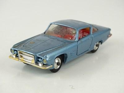 Lot 18 - A CORGI 241 Chrysler Ghia L.6.4 in metallic...