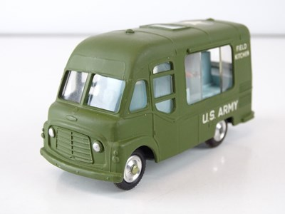 Lot 22 - A CORGI 359 Commer Army Field Kitchen - VG in...