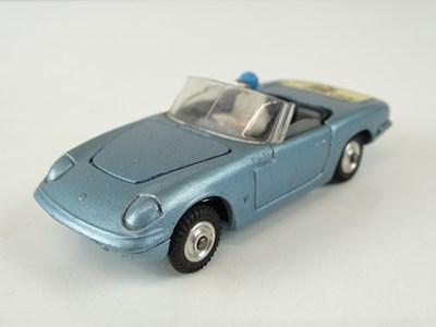 Lot 25 - A CORGI 318 Lotus Elan S2 in metallic blue -...