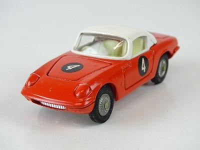 Lot 29 - A CORGI 319 Lotus Elan Coupe in red/white - VG...