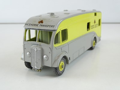 Lot 38 - A pair of DINKY SUPERTOYS comprising a 968 BBC...