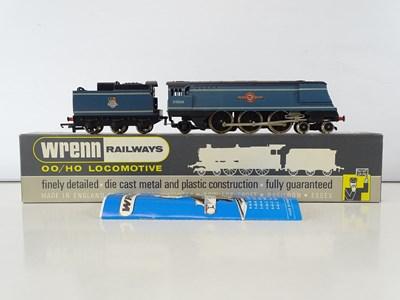 Lot 424 - A WRENN OO Gauge W2267 Bulleid Pacific steam...