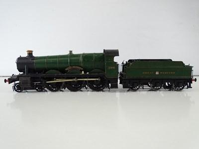 Lot 546 - A kit built finescale O Gauge Saint Class...