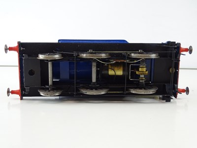 Lot 609 - A kit built Gauge 1 (45mm) Beyer Peacock style...