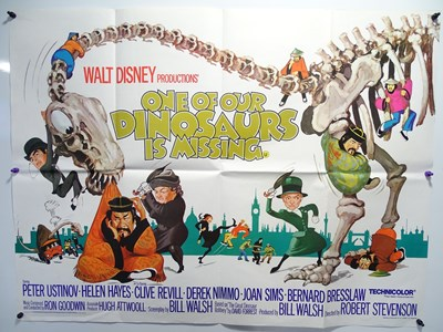 Lot 27 - WALT DISNEY: ONE OF OUR DINOSAURS IS MISSING...