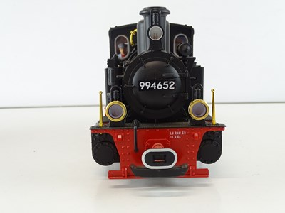 Lot 618 - An LGB G scale 21261 BR99 class 0-6-0 steam...