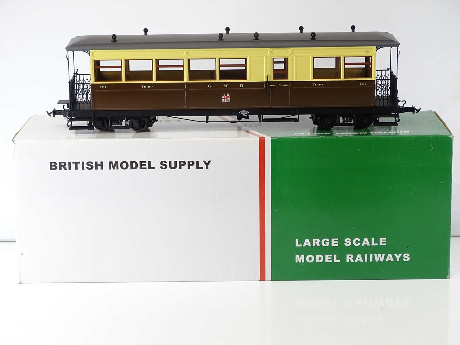 Lot 636 - An ACCUCRAFT / BMS G Scale Welshpool and...