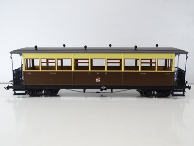Lot 638 - An ACCUCRAFT / BMS G Scale Welshpool and...