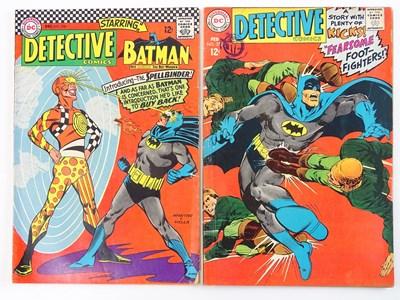 Lot 14 - DETECTIVE COMICS: BATMAN #358 & 372 - (2 in...