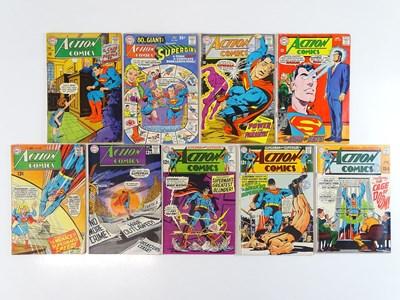Lot 21 - ACTION COMICS: SUPERMAN #359, 360, 361, 362,...