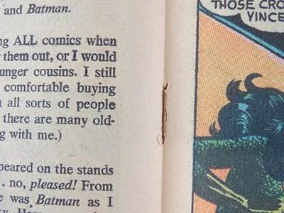 Lot 3 - BATMAN #197 - (1967 - DC - Uk Cover Price) -...