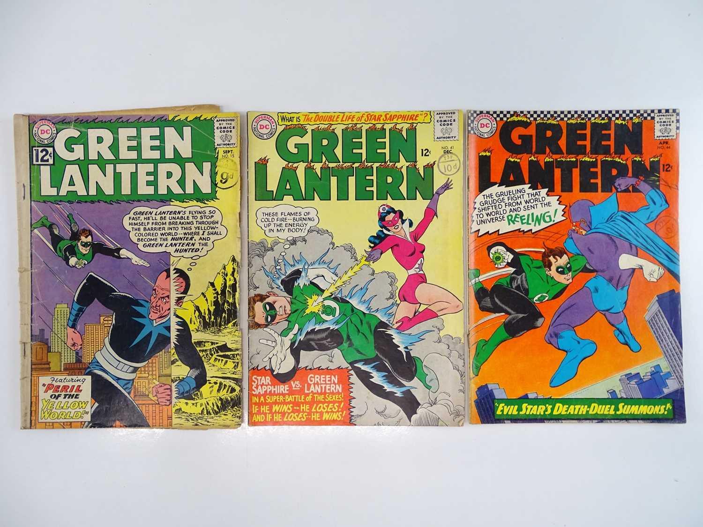 Lot 30 - GREEN LANTERN #15, 41, 44 - (3 in Lot) -...