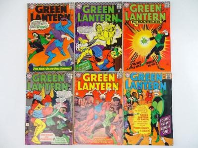 Lot 31 - GREEN LANTERN #44. 48, 49, 50, 51, 55 - (6 in...