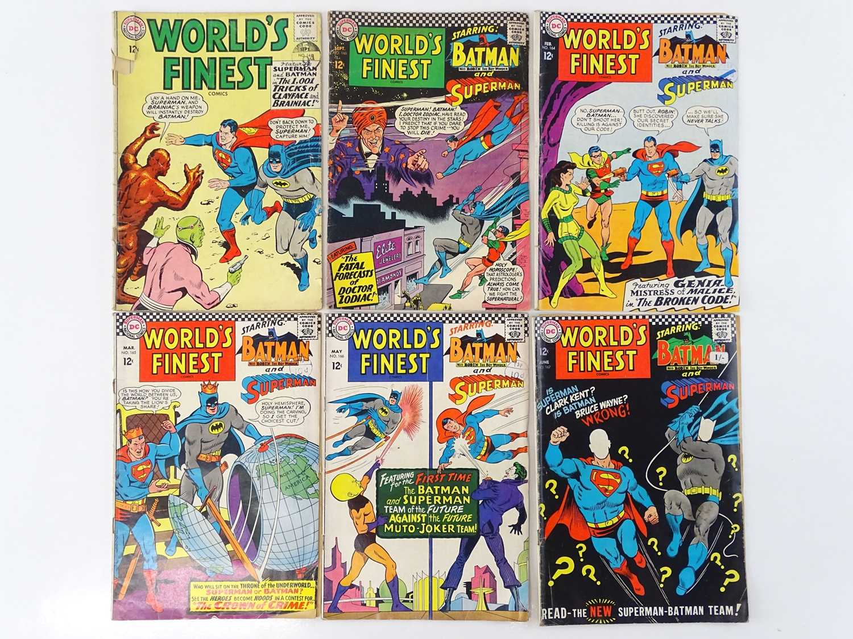 Lot 35 - WORLD'S FINEST: STARRING BATMAN & SUPERMAN...