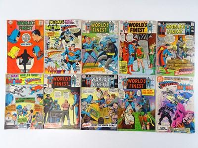 Lot 37 - WORLD'S FINEST: STARRING BATMAN & SUPERMAN...
