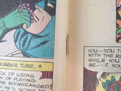 Lot 4 - BATMAN #183 - (1966 - DC - Uk Cover Price) -...