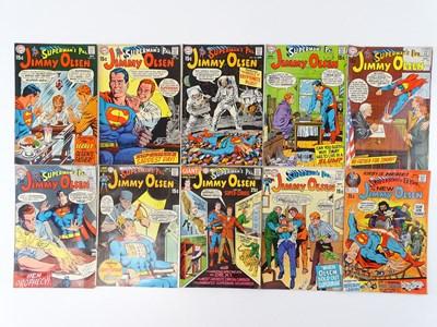Lot 41 - SUPERMAN'S PAL: JIMMY OLSEN #124, 125, 126,...