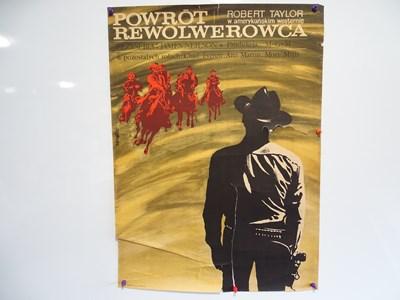 Lot 31 - POWROT REWOLWEROWCA (RETURN OF THE GUNFIGHTER)...