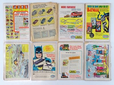 Lot 42 - SUPERMAN #169, 183, 184, 186, 188, 190, 192 &...