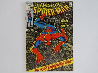 Lot 427 - AMAZING SPIDER-MAN #100 (1971 - MARVEL - UK...