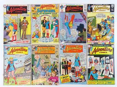 Lot 49 - ADVENTURE COMICS: SUPERGIRL, SUPERBOY & THE...
