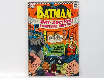 Lot 5 - BATMAN #191 - (1967 - DC - UK Cover Price) -...