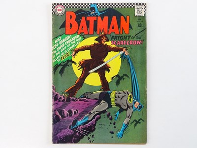Lot 53 - BATMAN #189 - (1967 - DC - UK Cover Price) -...