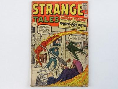 Lot 54 - STRANGE TALES #104 - (1963 - MARVEL - UK Price...