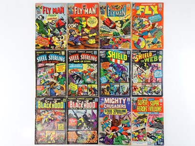 Lot 59 - MIGHTY COMICS GROUP MIXED LOT - (12 in Lot) -...