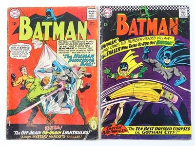 Lot 6 - BATMAN #174 & 188 - (2 in Lot) - (1965/66 - DC...