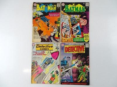 Lot 62 - BATMAN & DETECTIVE COMICS LOT - (4 in Lot) -...