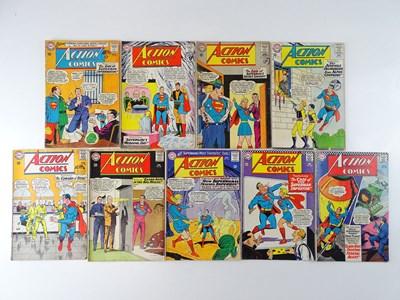 Lot 64 - ACTION COMICS: SUPERMAN #306, 307, 313, 315,...