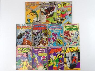 Lot 66 - DC COMICS LOT - (11 in Lot) - (DC - UK Cover...