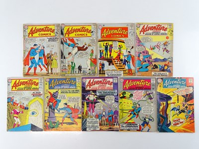 Lot 67 - ADVENTURE COMICS: SUPERBOY & LEGION OF...