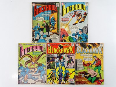 Lot 68 - BLACKHAWK #187, 189, 190, 203, 206 - (5 in...