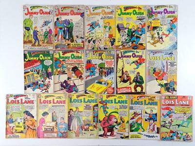 Lot 69 - SUPERMAN'S PAL JIMMY OLSEN & LOIS LANE LOT -...