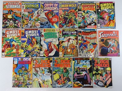 Lot 79 - MIXED LOT MARVEL, QUALITY, APPROVED, EAGLE...