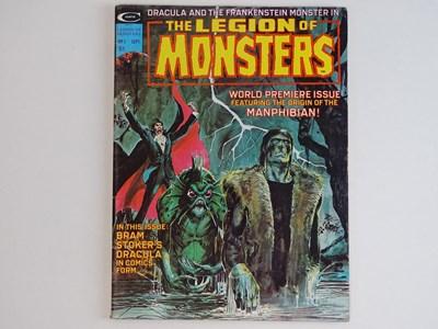 Lot 93 - LEGION OF MONSTERS #1 - (1975 - MARVEL) Scarce...