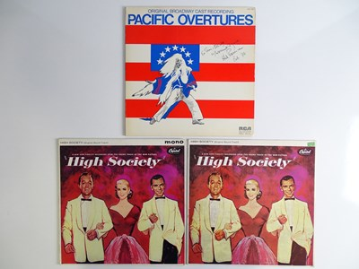 Lot 386 - A selection of music vinyl LPs to include a...