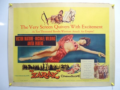 Lot 7 - A group of US Half Sheet movie posters...