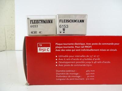Lot 202 - A pair of HO Gauge FLEISCHMANN electric...