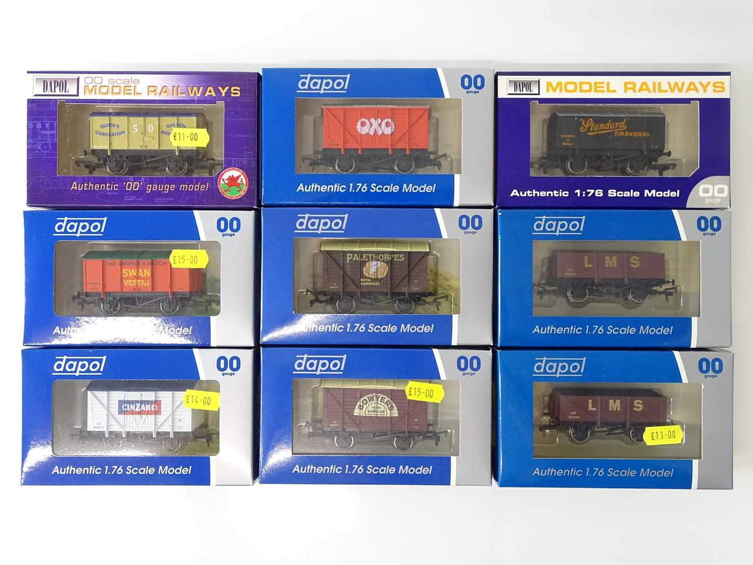 Lot 325 - A collection of OO Gauge limited edition WRENN...