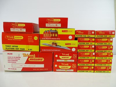 Lot 517 - A large quantity of TRI-ANG/HORNBY OO Gauge...