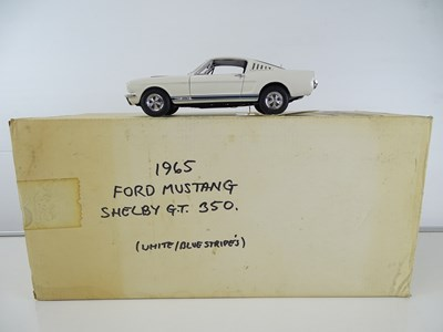 Lot 168 - A group of diecast cars in 1:24 Scale by...