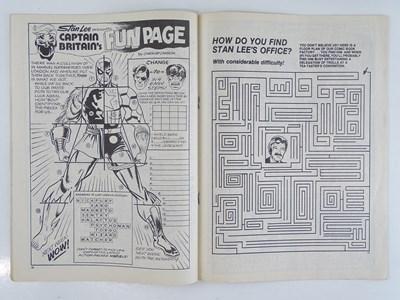 Lot 368 - CAPTAIN BRITAIN #8 - (1976 - MARVEL/BRITISH -...
